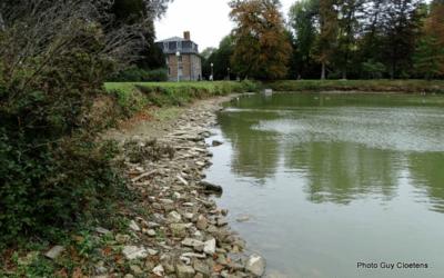 Manque d'eau dans le Parc